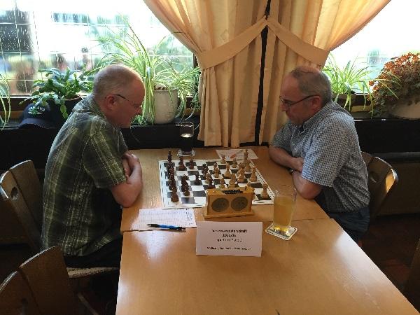 Das entscheidende Duell um die Vereinsmeisterschaft