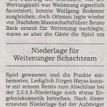 ABB-Spielbericht 7. Spieltag